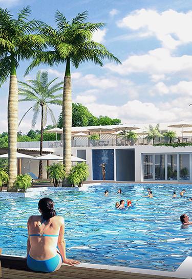 club piscina